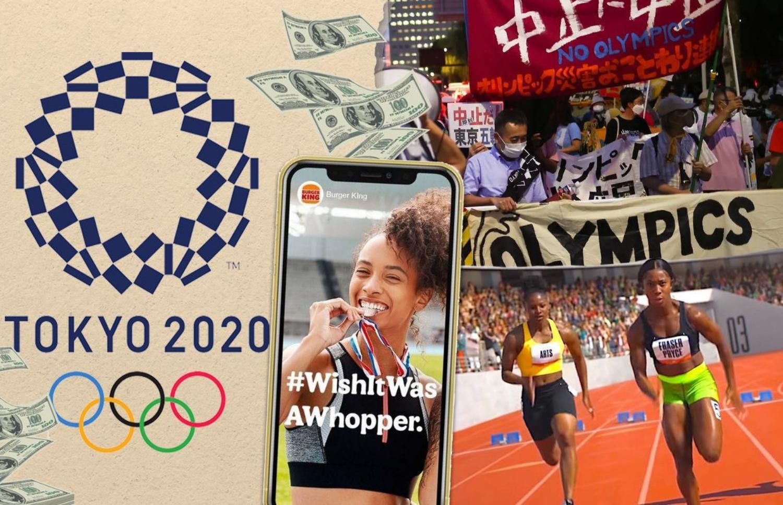 """Cuộc đua quảng cáo Olympics: người """"rút khỏi đường chạy"""", kẻ mạnh tay chi tiền"""